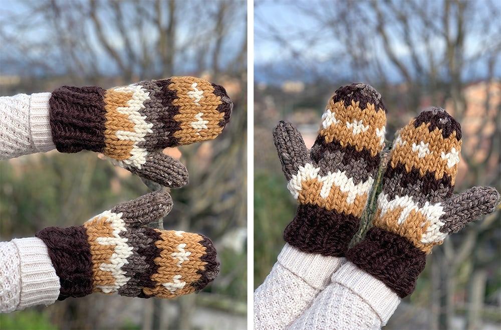 warmest mittens