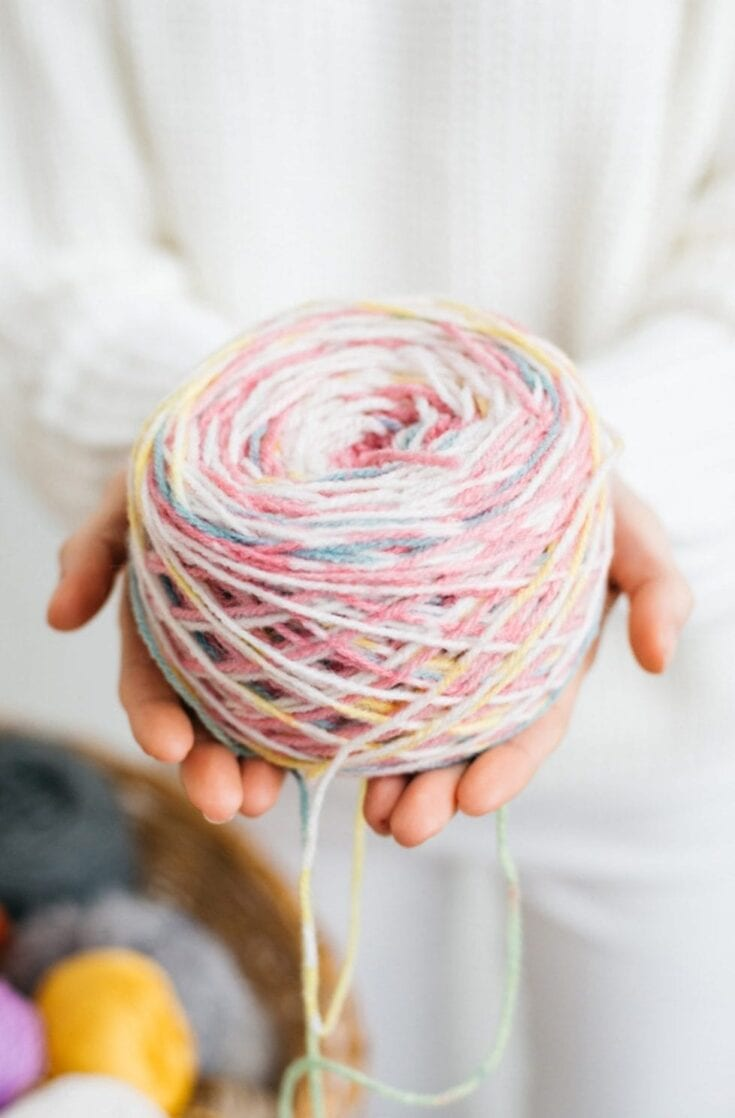 Yarn Weight Guide {+ Conversion Chart}